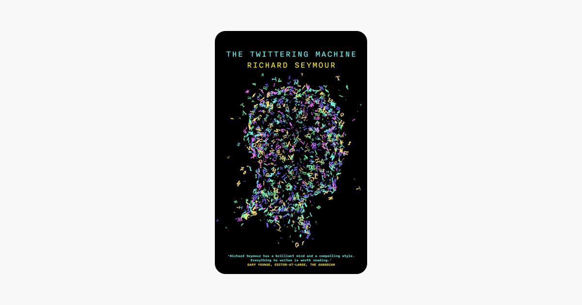 Twittering Machine >> The Twittering Machine On Apple Books