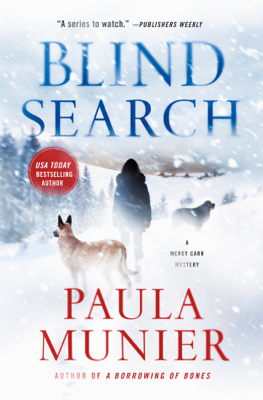 Paula Munier - Blind Search book