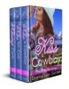 Kiss a Cowboy Series Boxed Set Books 1-3