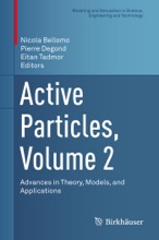 Active Particles, Volume 2