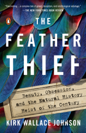 The Feather Thief book
