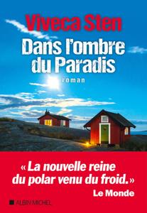 Dans l'ombre du Paradis La couverture du livre martien