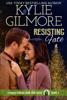 Kylie Gilmore - Resisting Fate  artwork