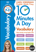 10 Minutes A Day Vocabulary, Ages 7-11 (Key Stage 2)