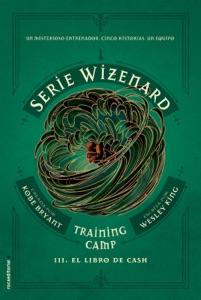 Training camp. El libro de Cash