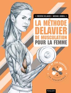 La Méthode Delavier de musculation pour la femme La couverture du livre martien