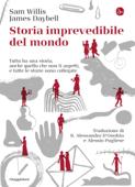 Storia imprevedibile del mondo Book Cover