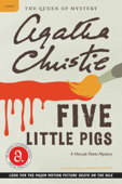 Five Little Pigs Book Cover