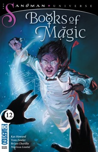 Books of Magic (2018-2020) #12
