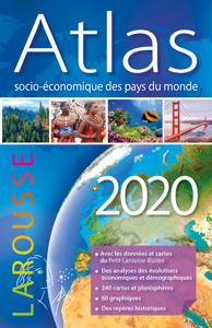 Atlas socio-économique des pays du monde 2020 La couverture du livre martien