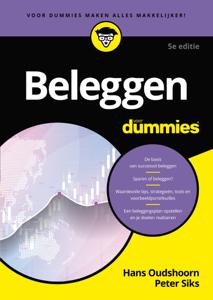 Beleggen voor Dummies Boekomslag