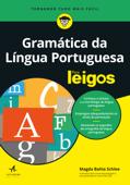 Gramática da Língua Portuguesa Para Leigos Book Cover