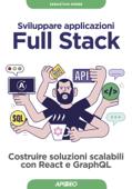 Sviluppare applicazioni Full Stack Book Cover