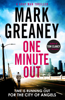 Mark Greaney - One Minute Out artwork
