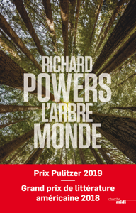 L'Arbre-Monde La couverture du livre martien