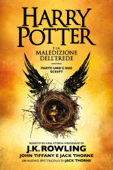 Harry Potter e la Maledizione dell'Erede parte uno e due Book Cover
