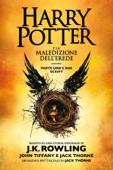 Harry Potter e la Maledizione dell'Erede parte uno e due Book Cover