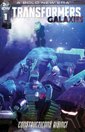Transformers Galaxies #1