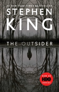 The Outsider Door Stephen King Boekomslag