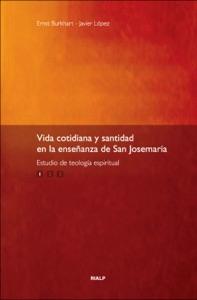 Vida cotidiana y santidad I Book Cover