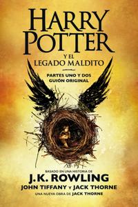 Harry Potter y el legado maldito by J.K. Rowling, Jack Thorne, John Tiffany & Gemma Rovira Rovira Ortega