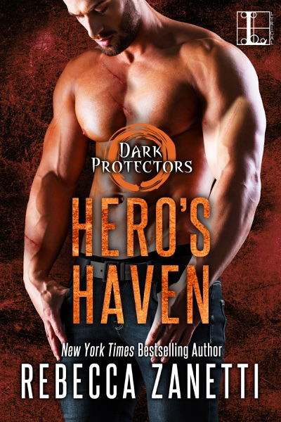 Hero's Haven - Rebecca Zanetti book cover