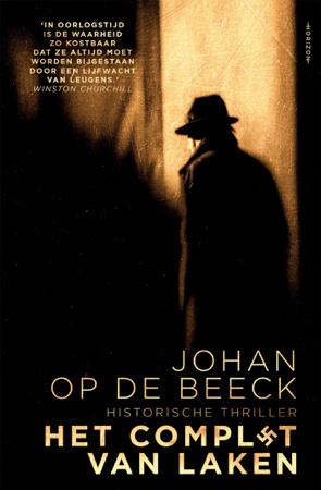 Het complot van Laken - Johan Op de Beeck