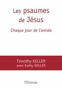 Les psaumes de Jésus La couverture du livre martien
