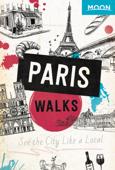 Moon Paris Walks Book Cover