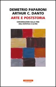 Arte e poststoria Book Cover