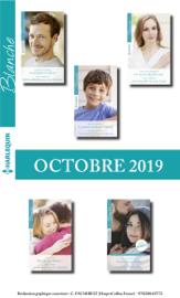 10 romans Blanche (n°1451 à 1455 - Octobre 2019)