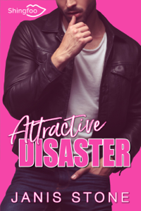 Attractive Disaster La couverture du livre martien