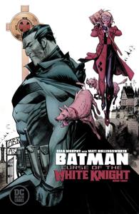 Batman: Curse of the White Knight (2019-2020) #3 Copertina del libro