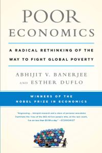 Poor Economics La couverture du livre martien