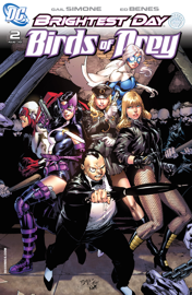 Birds of Prey (2010-) #2