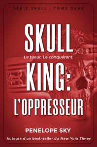 Skull King : L'oppresseur La couverture du livre martien