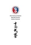 Hankimuye - Black Belt Curriculum