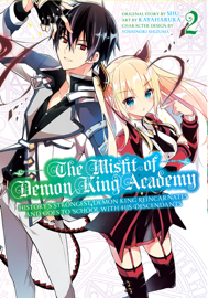 The Misfit of Demon King Academy 02