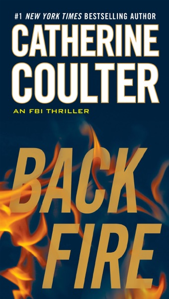 Backfire - Catherine Coulter book cover