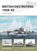 British Destroyers 1939–45