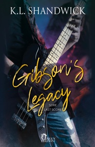 Gibson's Legacy Book Cover