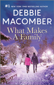 What Makes a Family Book Cover