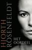 Hjorth Rosenfeldt - Het oordeel kunstwerk