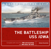 The Battleship USS Iowa Book Cover
