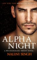 Nalini Singh - Alpha Night artwork