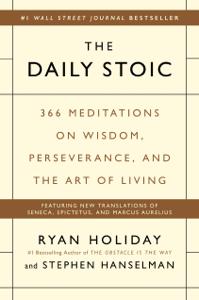 The Daily Stoic Copertina del libro