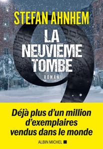 La Neuvième Tombe La couverture du livre martien