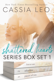 Shattered Hearts Series: Box Set 1 (Books 1-3)