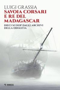 Savoia corsari e re del Madagascar Book Cover