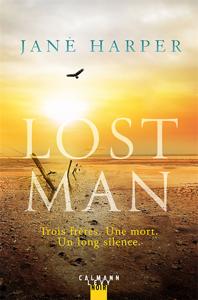 Lost man La couverture du livre martien